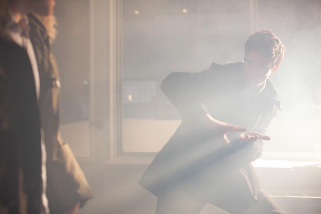 Breaking The Scene: Setting up the lighting in Intruders